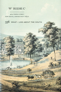 Catalog 336: What I Like About the South