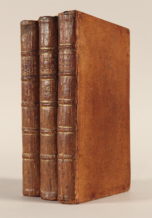A COLLECTION OF AUTHENTIC, USEFUL, AND ENTERTAINING VOYAGES AND DISCOVERIES, DIGESTED IN A CHRONOLOGICAL SERIES. PERFORMED BY THE FOLLOWING CELEBRATED COMMANDERS. John Barrow.