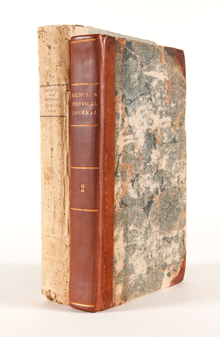 THE PHILADELPHIA MEDICAL AND PHYSICAL JOURNAL. COLLECTED AND ARRANGED BY BENJAMIN SMITH BARTON, M.D. Benjamin Smith Barton.