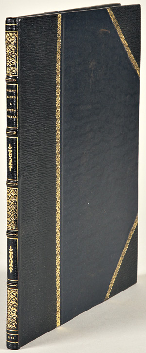 AN EPISTLE FROM OBEREA, QUEEN OF OTAHEITE, TO JOSEPH BANKS, ESQ. TRANSLATED BY T.Q.Z. ESQ. PROFESSOR OF THE OTAHEITE LANGUAGE IN DUBLIN, AND OF ALL THE LANGUAGES OF THE UNDISCOVERED ISLANDS IN THE SOUTH SEA; AN ENRICHED WITH HISTORICAL AND EXPLANATORY NOTES. John Scott-Waring.