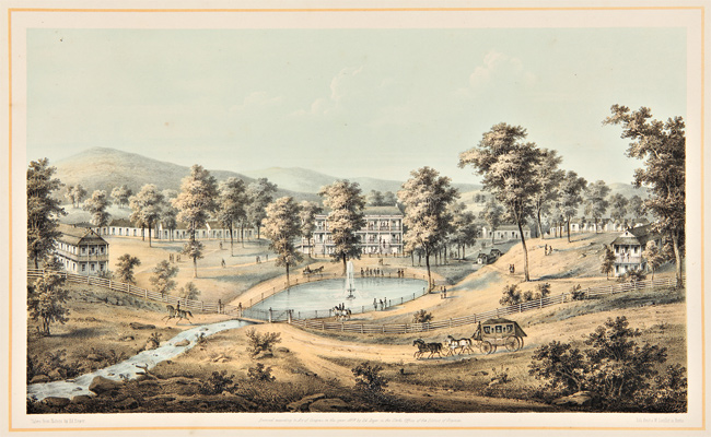ALBUM OF VIRGINIA; OR, ILLUSTRATION OF THE OLD DOMINION. Edward Beyer.