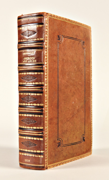 A NARRATIVE OF THE EXPEDITION TO THE RIVERS ORINOCO AND APURE, IN SOUTH AMERICA; WHICH SAILED FROM ENGLAND IN NOVEMBER 1817, AND JOINED THE PATRIOTIC FORCES IN VENEZUELA AND CARACCAS. G. Hippisley.