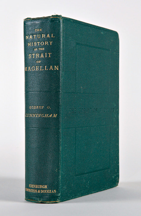 NOTES ON THE NATURAL HISTORY OF THE STRAIT OF MAGELLAN AND THE WEST COAST OF PATAGONIA MADE DURING THE VOYAGE OF HMS 'NASSAU' IN THE YEARS 1866, 67, 68, & 69. Robert Oliver Cunningham.
