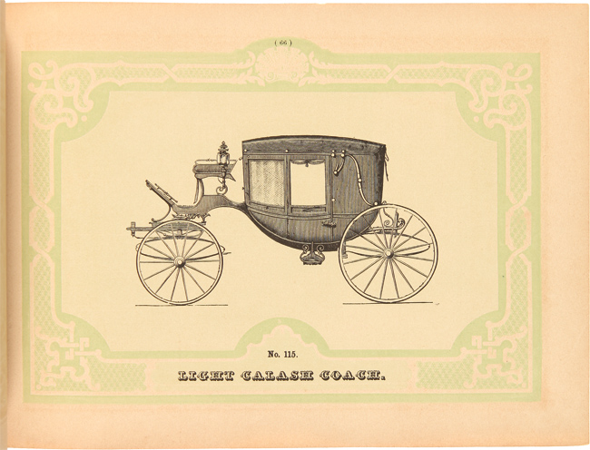 G. & D. COOK & CO'S DESCRIPTIVE CATALOGUE OF CARRIAGES, NEW HAVEN, CONN. G. D. Cook, Co.