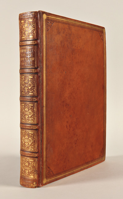 NARRATIVE OF A VOYAGE ROUND THE WORLD, IN THE URANIE AND PHYSICIENNE CORVETTES, COMMANDED BY CAPTAIN FREYCINET, DURING THE YEARS 1817, 1818, 1819, AND 1820; ON A SCIENTIFIC EXPEDITION UNDERTAKEN BY ORDER OF THE FRENCH GOVERNMENT. IN A SERIES OF LETTERS TO A FRIEND. Jacques Etienne Victor Arago.