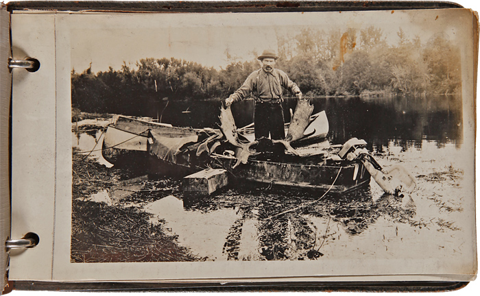 [PHOTOGRAPHIC SAMPLE BOOK OF THE KING BOAT COMPANY]. California.