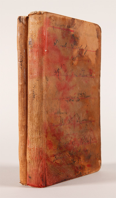 [TWO JOURNALS KEPT BY YEOMAN RALPH A. GOULD ABOARD THE USRS. INDEPENDENCE, THE USS PETREL, AND THE USS PRINCETON]. Ralph A. Gould.