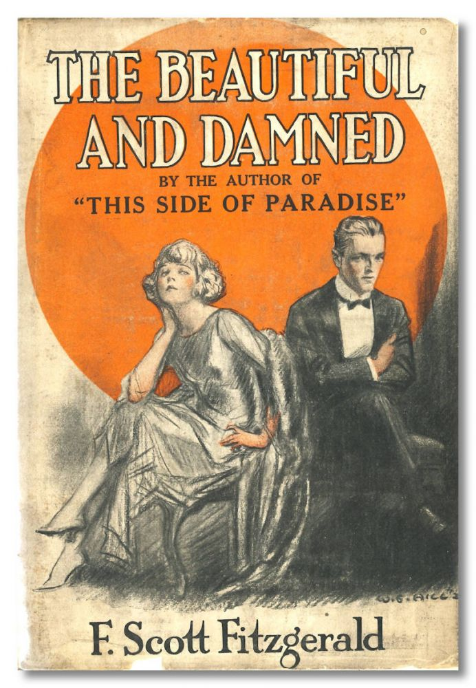 the beautiful and the damned f scott fitzgerald