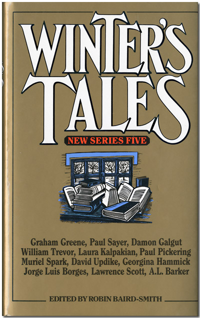 WINTER'S TALES NEW SERIES: 5. Anthology, Robin Baird-Smith, ed.