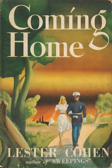 COMING HOME. Lester Cohen.