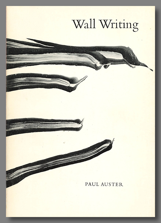 paul auster essay Paul auster: the invention of solitude my father was the baby, and for his whole life he continued to look up to his three older brothers as a boy he was known as sonny he suffered from asthma and allergies, did well in school, played end on the football team and ran the 440 for the track team at central high in.