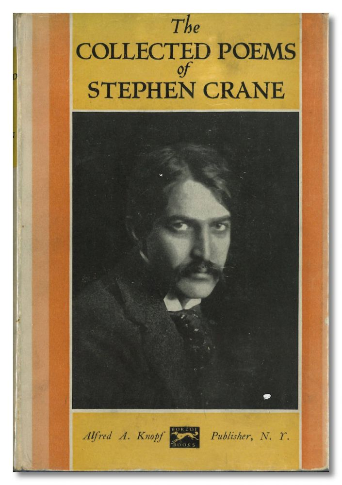 THE COLLECTED POEMS OF. Stephen Crane.