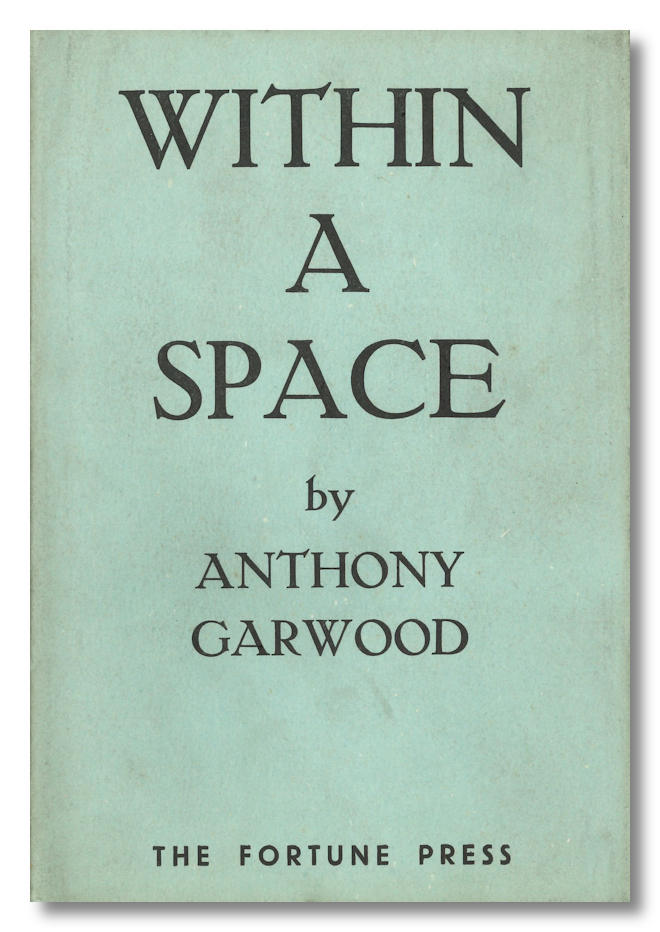 WITHIN A SPACE. Anthony Garwood.