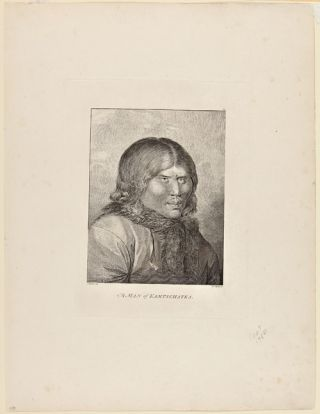 A MAN OF KAMTSCHATKA. Cook's Third Voyage