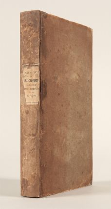 "NARRATIVE OF A VOYAGE TO THE SPANISH MAIN, IN THE SHIP ""TWO FRIENDS;""...WITH AN APPENDIX,..."