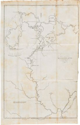 NARRATIVE OF AN EXPEDITION THROUGH THE UPPER MISSISSIPPI TO ITASCA LAKE, THE ACTUAL SOURCE OF THIS RIVER; EMBRACING AN EXPLORATORY TRIP THROUGH THE ST. CROIX AND BURNTWOOD (OR BROULE) RIVERS; IN 1832.