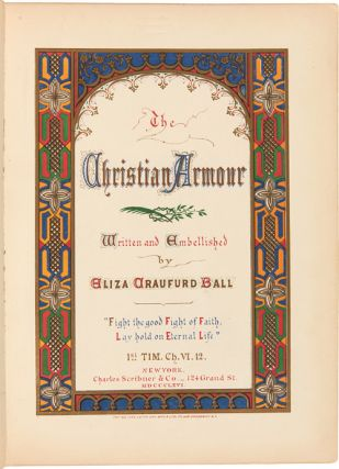 CHRISTIAN ARMOUR. Eliza Craufurd Ball