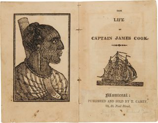 THE LIFE OF CAPTAIN JAMES COOK.
