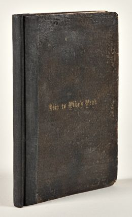A TRIP TO PIKE'S PEAK AND NOTES BY THE WAY, WITH NUMEROUS ILLUSTRATIONS: BEING DESCRIPTIVE OF INCIDENTS AND ACCIDENTS THAT ATTENDED THE PILGRIMAGE; OF THE COUNTRY THROUGH KANSAS AND NEBRASKA; ROCKY MOUNTAINS; MINING REGIONS; MINING OPERATIONS, etc., etc.