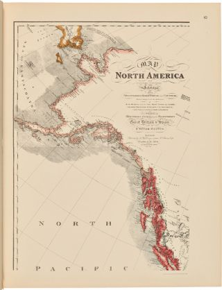 ALASKAN BOUNDARY TRIBUNAL. BRITISH ATLAS MAPS AND CHARTS ACCOMPANYING THE CASE OF GREAT BRITAIN.