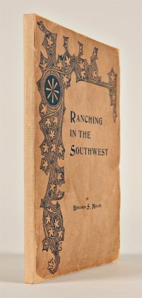 RANCH LIFE IN SOUTHERN KANSAS AND THE INDIAN TERRITORY. AS TOLD BY A NOVICE. HOW A FORTUNE WAS...