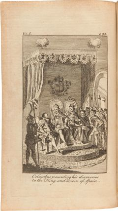 A COLLECTION OF AUTHENTIC, USEFUL, AND ENTERTAINING VOYAGES AND DISCOVERIES, DIGESTED IN A CHRONOLOGICAL SERIES. PERFORMED BY THE FOLLOWING CELEBRATED COMMANDERS....