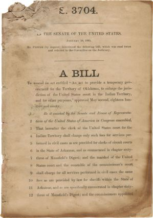 "S. 3704...A BILL TO AMEND AN ACT ENTITLED ""AN ACT TO PROVIDE A TEMPORARY GOVERNMENT FOR THE..."