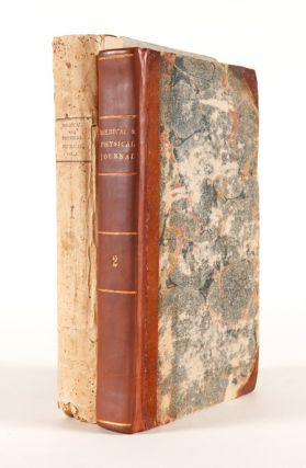 THE PHILADELPHIA MEDICAL AND PHYSICAL JOURNAL. COLLECTED AND ARRANGED BY BENJAMIN SMITH BARTON,...
