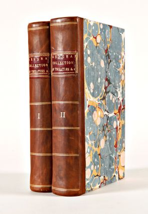A GENERAL COLLECTION OF TREATYS, DECLARATIONS OF WAR, MANIFESTOS, AND OTHER PUBLICK PAPERS,...