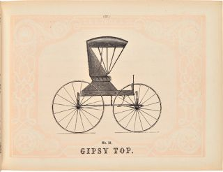 G. & D. COOK & CO.'S ILLUSTRATED CATALOGUE OF CARRIAGES AND SPECIAL BUSINESS ADVERTISER. G. Cook, D
