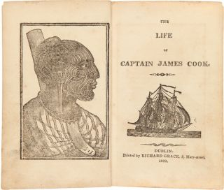THE LIFE OF CAPTAIN JAMES COOK. James Cook