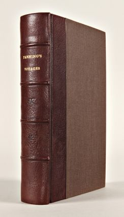 VOYAGES ROUND THE WORLD; WITH SELECTED SKETCHES OF VOYAGES TO THE SOUTH SEAS, NORTH AND SOUTH...
