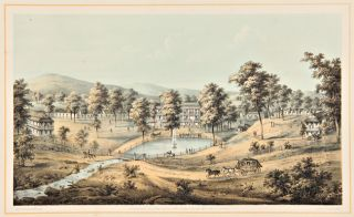 ALBUM OF VIRGINIA; OR, ILLUSTRATION OF THE OLD DOMINION. Edward Beyer