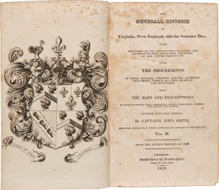 THE TRUE TRAVELS, ADVENTURES AND OBSERVATIONS OF CAPTAINE JOHN SMITH IN EUROPE, ASIA, AFRICKE, AND AMERICA: BEGINNING ABOUT THE YEERE 1593, AND CONTINUED TO THIS PRESENT 1629.