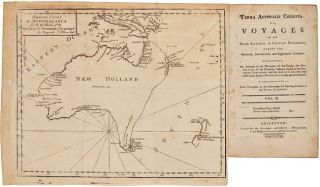 TERRA AUSTRALIS COGNITA: OR, VOYAGES TO THE TERRA AUSTRALIS, OR SOUTHERN HEMISPHERE, DURING THE SIXTEENTH, SEVENTEENTH, AND EIGHTEENTH CENTURIES...WITH A PREFACE BY THE EDITOR, IN WHICH SOME GEOGRAPHICAL, NAUTICAL, AND COMMERCIAL QUESTIONS ARE DISCUSSED.