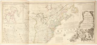 THE AMERICAN ATLAS: OR, A GEOGRAPHICAL DESCRIPTION OF THE WHOLE CONTINENT OF AMERICA; WHEREIN ARE DELINEATED AT LARGE ITS SEVERAL REGIONS, COUNTRIES, STATES, AND ISLANDS; AND CHIEFLY THE BRITISH COLONIES....