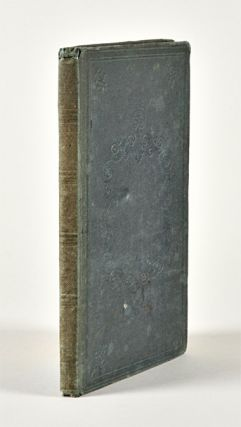 JOURNAL OF A VOYAGE ACROSS THE ATLANTIC: WITH NOTES ON CANADA & THE UNITED STATES; AND RETURN TO GREAT BRITAIN, IN 1844.