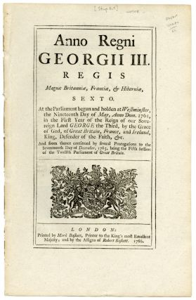 ANNO REGNI ANNAE...AN ACT FOR ENCOURAGING THE IMPORTATION OF NAVAL-STORES FROM HER MAJESTIES...