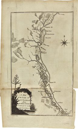 TRAVELS THROUGH NORTH AND SOUTH CAROLINA, GEORGIA, EAST & WEST FLORIDA, THE CHEROKEE COUNTRY, THE EXTENSIVE TERRITORIES OF THE MUSCOGULGES, OR CREEK CONFEDERACY, AND COUNTRY OF THE CHACTAWS....