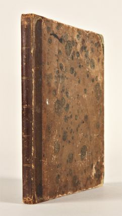 NOTES ON CHEMISTRY TAKEN FROM THE COURSE OF LECTURES BY PROFESSOR SILLIMAN, YALE COLLEGE, 1819 -...