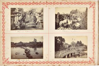 REMINISCENCES OF KYUSHU [cover title]. Japan, Photographs