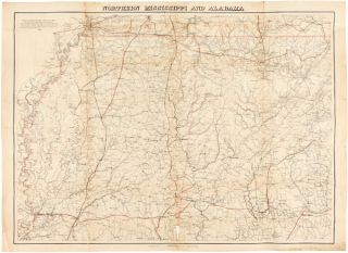 NORTHERN MISSISSIPPI AND ALABAMA. Adolph Lindenkohl