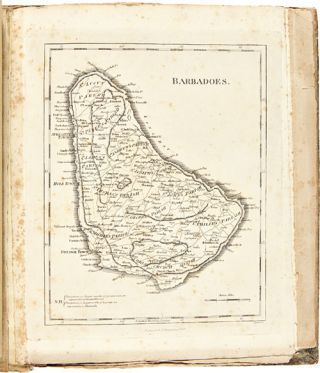 A NEW ATLAS OF THE BRITISH WEST INDIES, WITH A WHOLE SHEET GENERAL MAP OF THE WEST INDIA ISLANDS,...