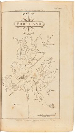 THE AMERICAN COAST PILOT; CONTAINING THE COURSES AND DISTANCES BETWEEN THE PRINCIPAL HARBOURS, CAPES, AND HEADLANDS, ON THE COAST OF NORTH AND SOUTH AMERICA; WITH DIRECTIONS FOR SAILING INTO THE SAME...TO WHICH IS ANNEXED, THE SHIPMASTER'S ASSISTANT; CONTAINING DISBURSEMENTS AND OTHER SHIP ACCOUNTS, &c.