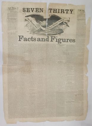 SEVEN THIRTY FACTS AND FIGURES [caption title]. Jay and Company Cooke