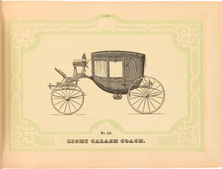 G. & D. COOK & CO'S DESCRIPTIVE CATALOGUE OF CARRIAGES, NEW HAVEN, CONN. G. D. Cook, Co