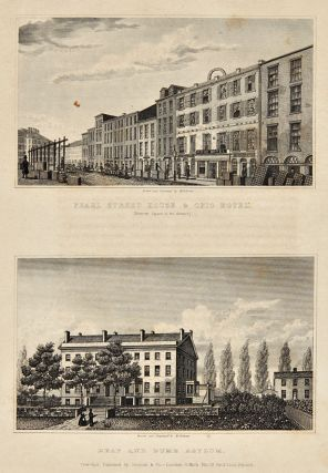 VIEWS IN NEW-YORK AND ITS ENVIRONS, FROM ACCURATE, CHARACTERISTIC & PICTURESQUE DRAWINGS, TAKEN...