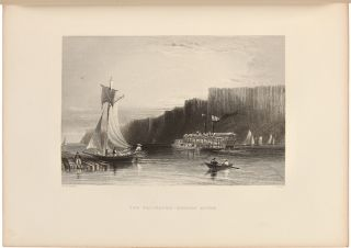 AMERICAN SCENERY; OR, LAND, LAKE, AND RIVER ILLUSTRATIONS OF TRANSATLANTIC NATURE. FROM DRAWINGS BY W.H. BARTLETT....