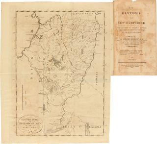 THE HISTORY OF NEW-HAMPSHIRE. COMPREHENDING THE EVENTS OF ONE COMPLETE CENTURY FROM THE DISCOVERY OF THE RIVER PASCATAQUA.