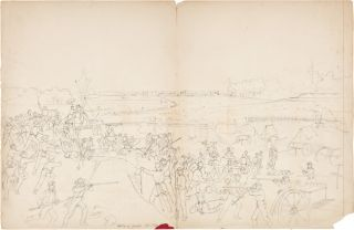 BATTLE OF CORINTH. OCT. 1862 [manuscript caption title].